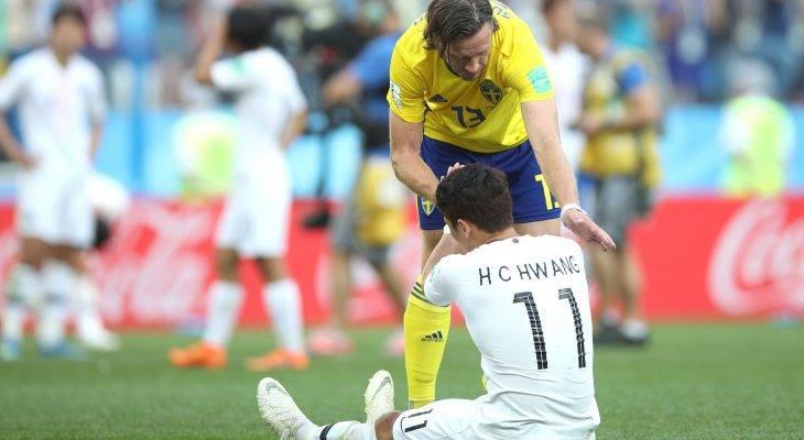 السويد فوز صعب وبمساعدة تقنية VAR