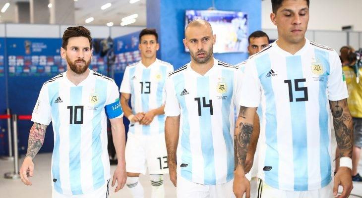 حاجة الأرجنتين الماسّة للفوز على نيجيريا