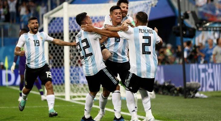 الأرجنتين تتأهل رغم كل الأخطاء والصعوبات