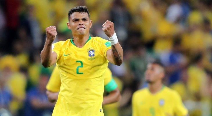 البرازيل تتصدر المجموعة الخامسة: