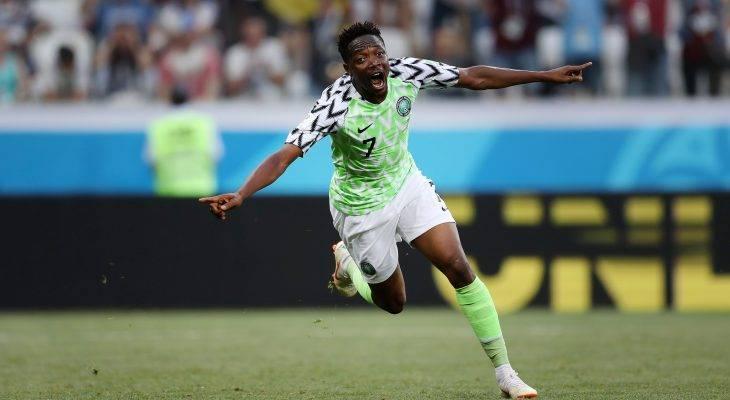 فوز نيجيريا الأول يحيي آمال الأرجنتين