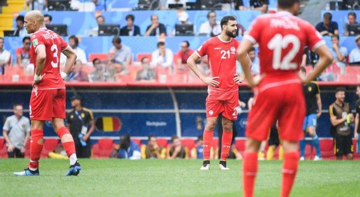 الفوز العريض لبلجيكا على تونس: