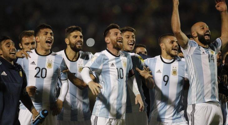 هذه هي تشكيلة الأرجنتين لمواجهة أيسلندا: