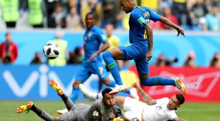 كوستاريكا تودع المونديال ونافاس بطل مباراتها مع البرازيل: