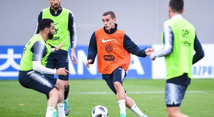 مدرب المنتخب الفرنسي يضع ثقته بلاعبيه ويؤكد فوزهم: