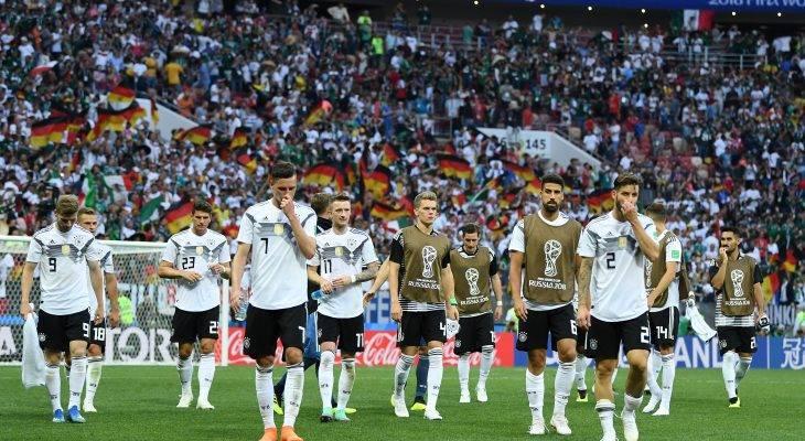 نهاية أسطورة ألمانيا في مباراتها الافتتاحية لكأس العالم