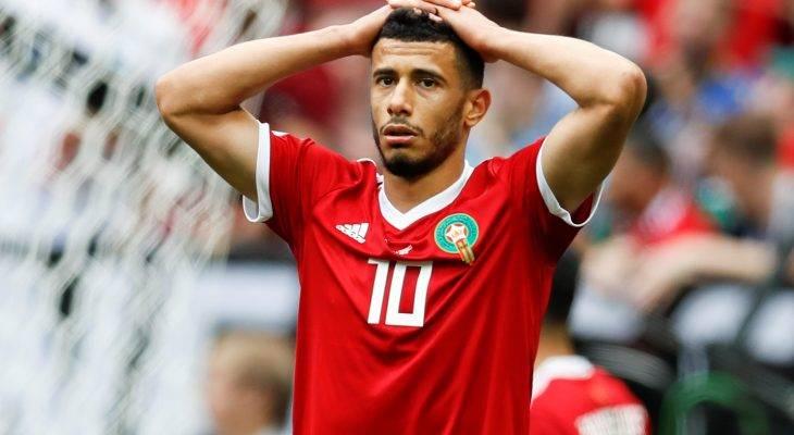 ضياع آمال المنتخب المغربي بالتأهل إلى ثمن النهائي