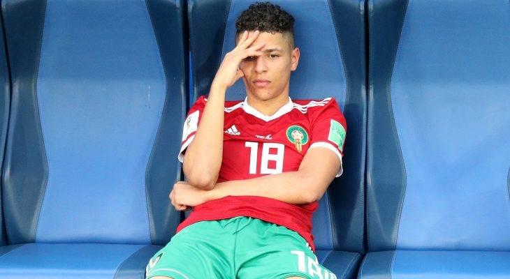 خطأ دفاعي يطيح بالمغرب: