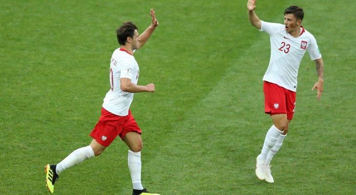 لقاء بولندا الأخير أمام اليابان: