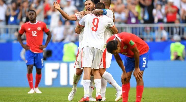 لماذا استطاعت صربيا الفوز على كوستريكا ؟