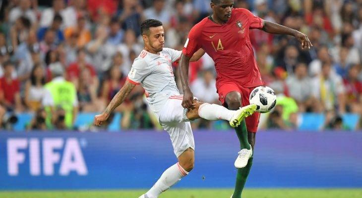 البرتغال والإسبان سوياً إلى دور الـ 16