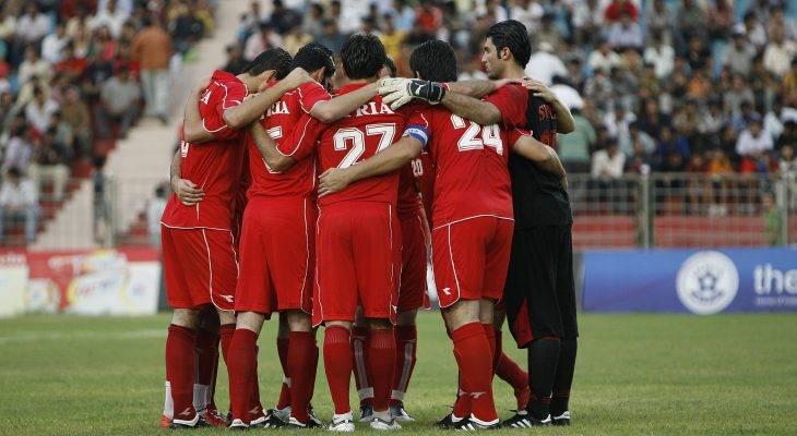 الفريق السوري يكسر سجله ويحقق أفضل ترتيب له حسب FIFA