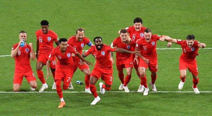 ركلات الترجيح تؤهل إنجلترا لربع النهائي