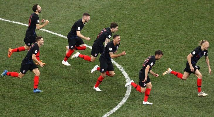 كرواتيا تبلغ ربع النهائي بركلات الترجيح