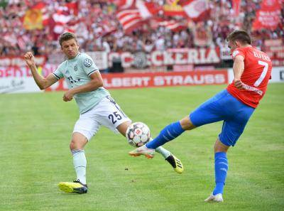 بايرن ميونخ إلى الدور الثاني من كأس ألمانيا