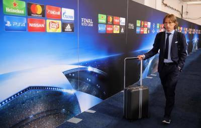 رحيل لوكا مودريتش عن ريال مدريد
