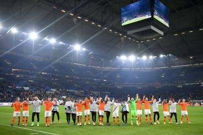 دوري الأمم الأوروبية 2018-2019 بعد انتهاء الجولة السادسة والأخيرة