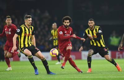 صلاح يقود ليفربول للفوز ومانشستر سيتي يهزم وست هام