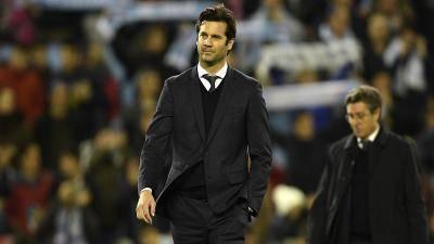 سولاري مدرباً لريال مدريد رسمياً لثلاث سنوات