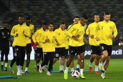 العين يواجه ريال مدريد في نهائي كأس العالم للأندية
