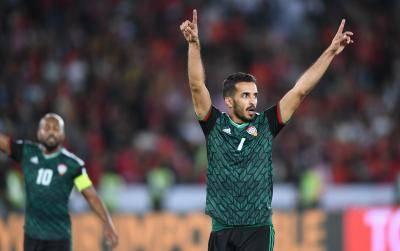 الإمارات تحجز مقعدها في ربع النهائي والسعودية خارجاً