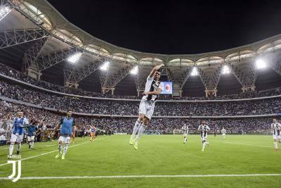 يوفنتوس يحقق لقب كأس السوبر الإيطالي