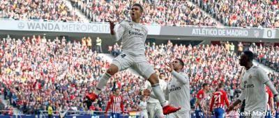 عدة أسباب تدفع ريال مدريد للفور بلقب الليجا