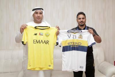 نجم الوصل يتوقع مباراة صعبة أمام النصر السعودي