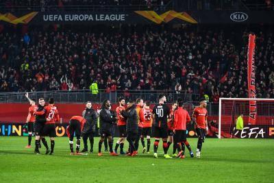 ثمن نهائي الدوري الأوروبي – ملخص نتائج الذهاب