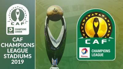 دوري أبطال أفريقيا 2018-19 نتائج ربع النهائي
