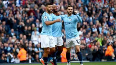 مانشستر سيتي يفوز بلقب الدوري الإنجليزي