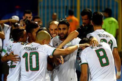 فرحة لا توصف لتأهل المنتخب الجزائري إلى نهائي كأس الأمم الأفريقية