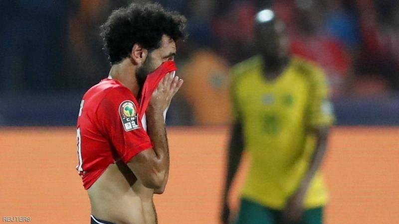 اتحاد كرة القدم المصري يصدم محمد صلاح