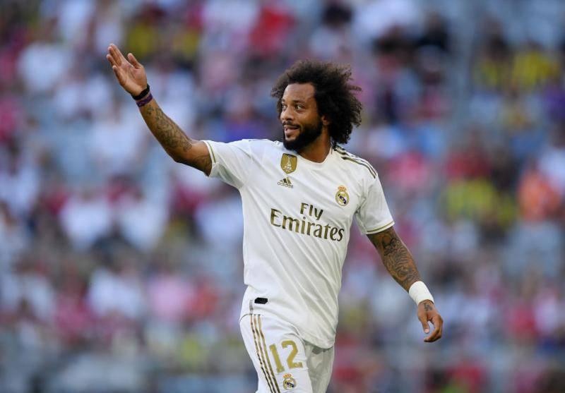 مارسيلو: ريال مدريد هو بيتي ولن أرحل عنه.