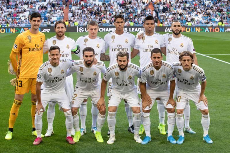 ريال مدريد يعاني من غيابات في وسطه قبل مواجهته مع مايوركا
