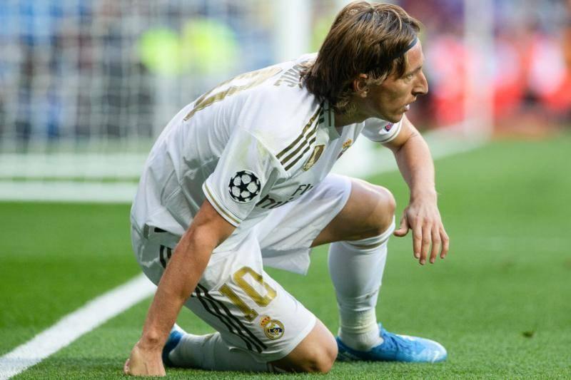 مودريتش يشعر بخيبة أمل ويعتقد أن ريال مدريد بحاجة للتطوير