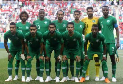 المنتخب السعودية يتعادل مع منتخب فلسطين في التصفيات الآسيوية