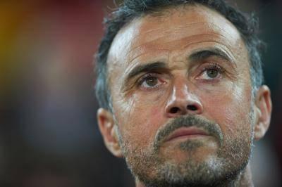 عودة لويس إنريكي لتدريب منتخب إسبانيا