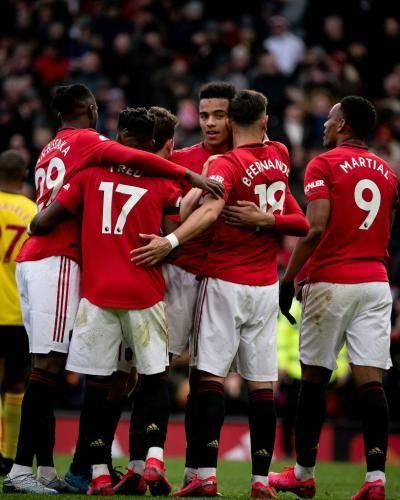 مانشستر يونايتد يقترب من المركز الرابع وأرسنال يفوز على إيفرتون