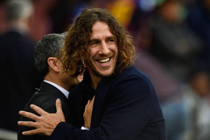 كارليس بويول .. أحد أيقونات نادي برشلونة