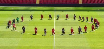 أندية ولاعبين ضد العنصرية، كرة القدم ضد العنصرية، الرياضة ضد العنصرية