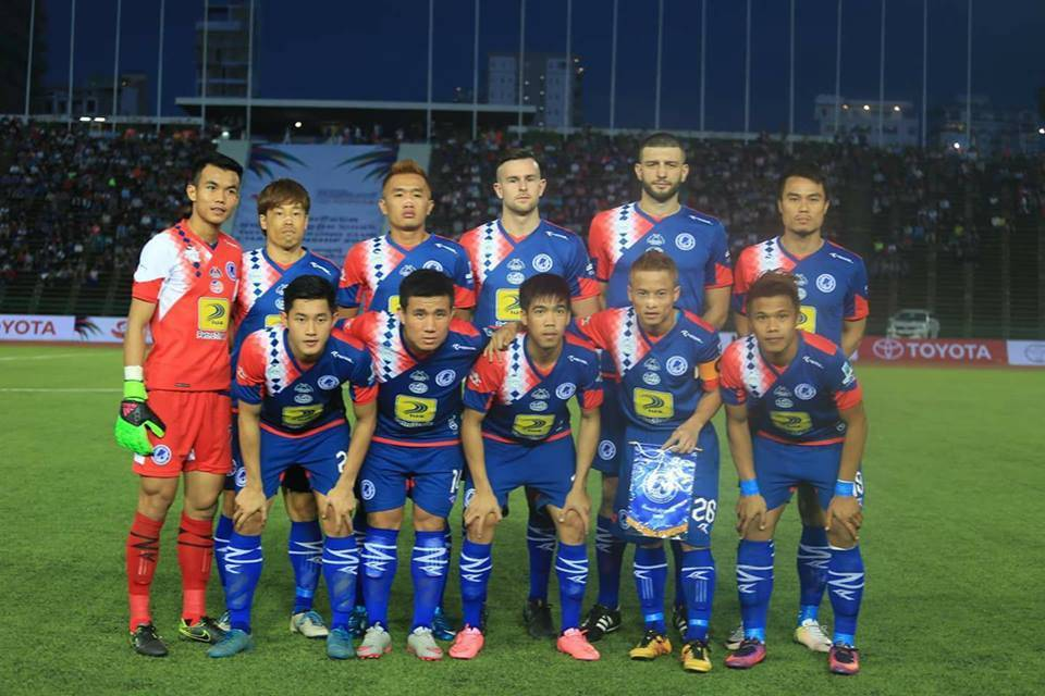 Lanexang United withdraw from football competition in 2017 season