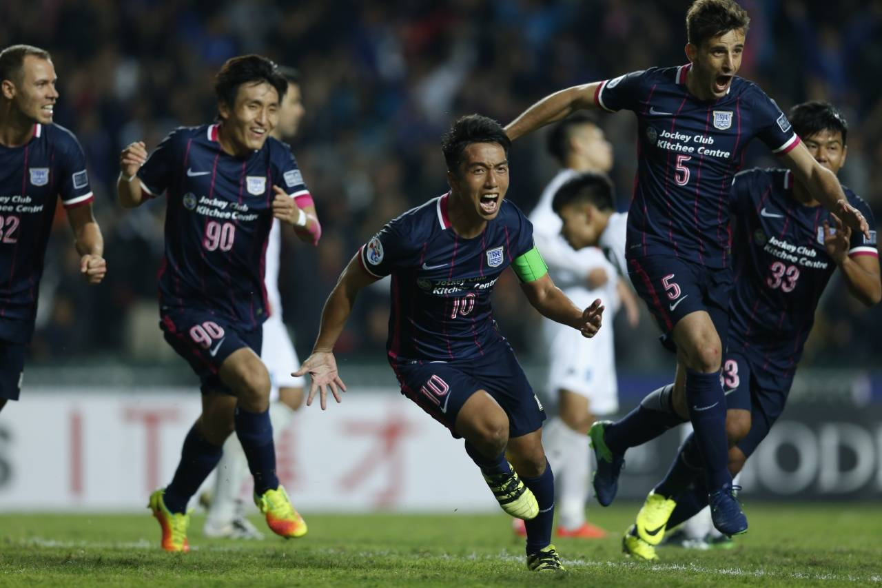 Kitchee knock Hanoi FC out of AFC Champions League