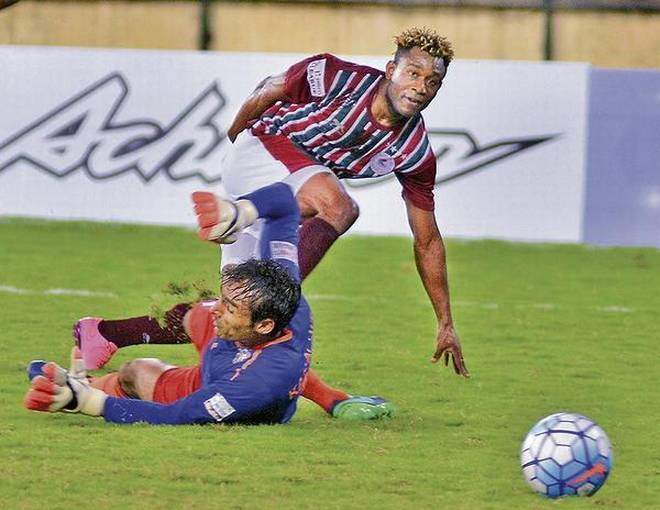 Mohun Bagan edge out Chennai City to maintain perfect record