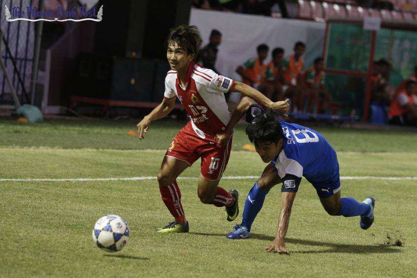 Home United takes one-goal lead in AFC Cup qualifiers