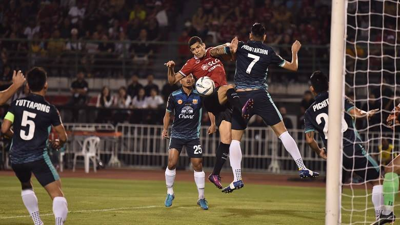 Muangthong United record five-goal victory over Sukhothai