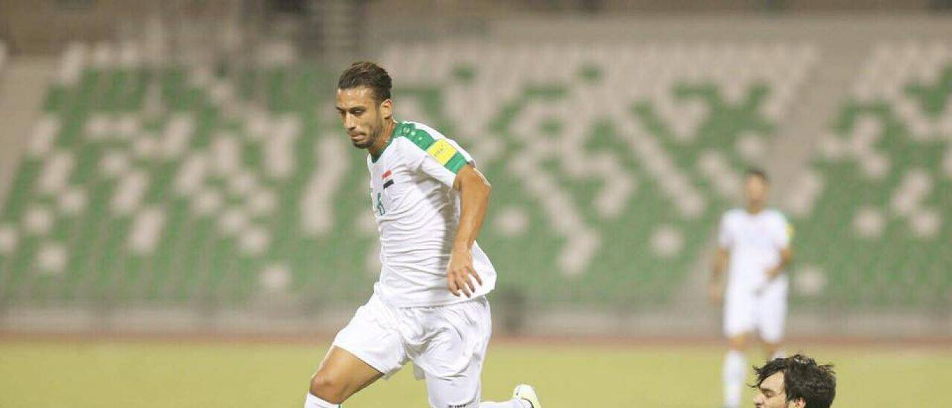 Sporting Lisbon set sights on Iraqi winger Ali Adnan