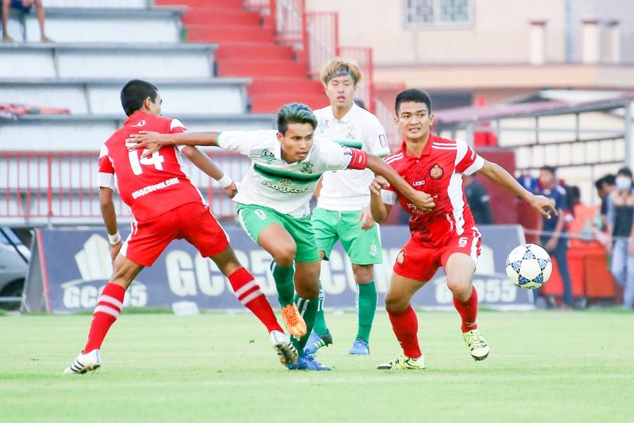 Boeung Ket Angkor hold Lao Toyota to a draw in AFC Cup qualifier