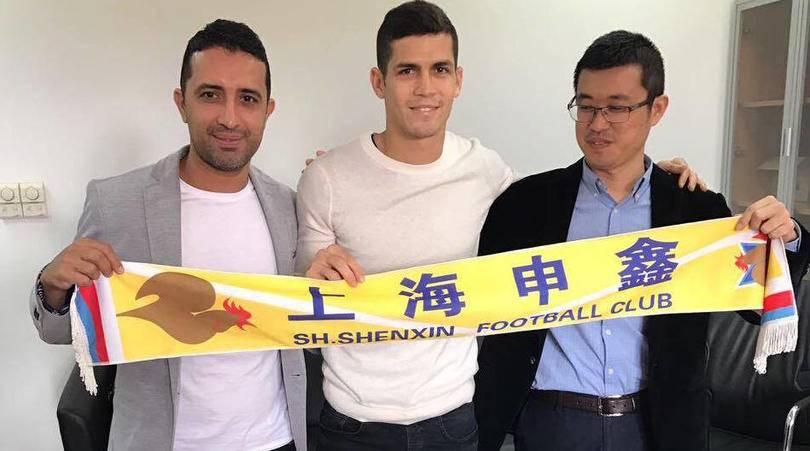 Cleiton Silva leaves Muangthong United for Shanghai Shenxin