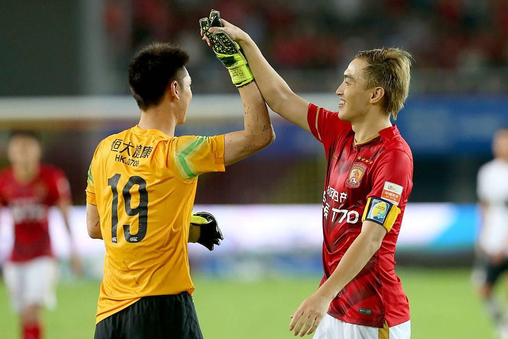 Guangzhou Evergrande retains Chinese Super Cup title